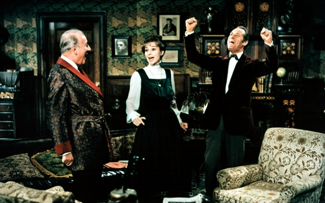 425124bg / Film - My Fair Lady